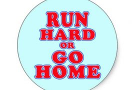 Biegaj mocno