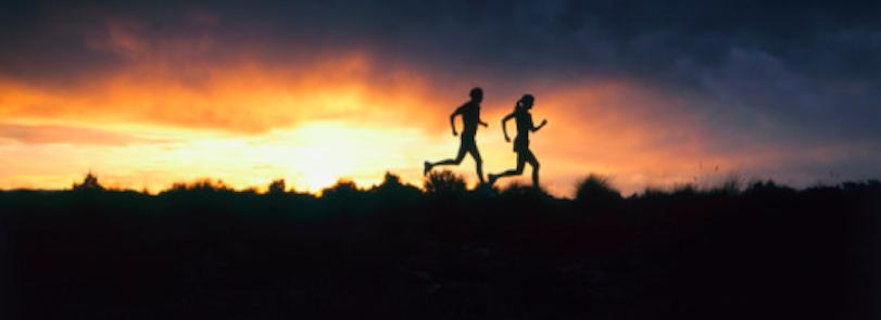bieganie po ciemku