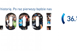 Trasa 36. PZU Maratonu Warszawskiego