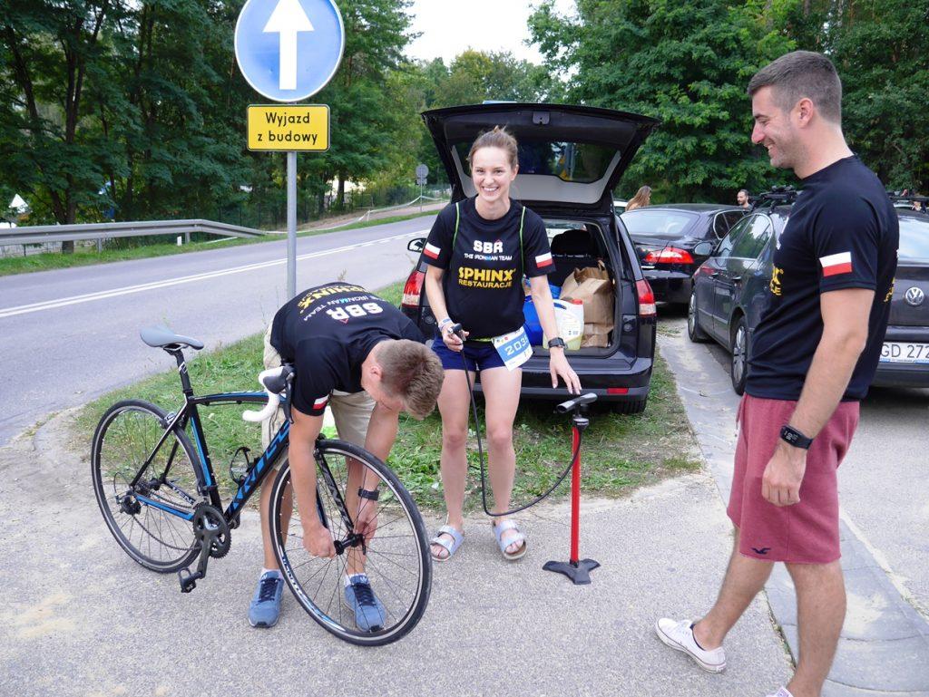 Serwis rowerowy Olszewski, Gorlo, Sieńko :)