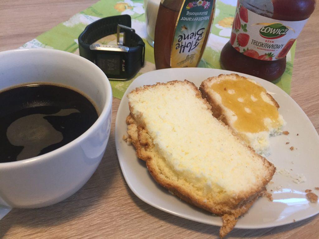 Śniadanie standardowe